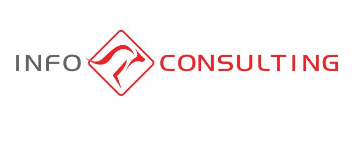Info Consulting srl Retina Logo